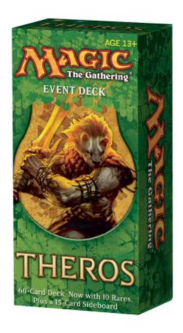 MtG Trading Card Game Theros Inspiring Heroics Event Deck