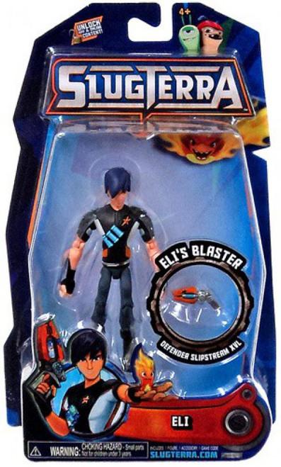 Slugterra Eli Action Figure