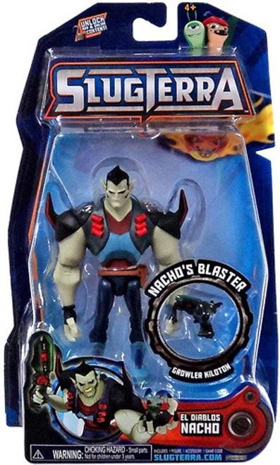 Slugterra El Diablos Nacho Action Figure
