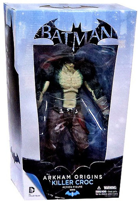 Batman Arkham Origins Series 2 Killer Croc Action Figure