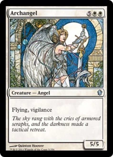 MtG Commander 2013 Uncommon Archangel #5