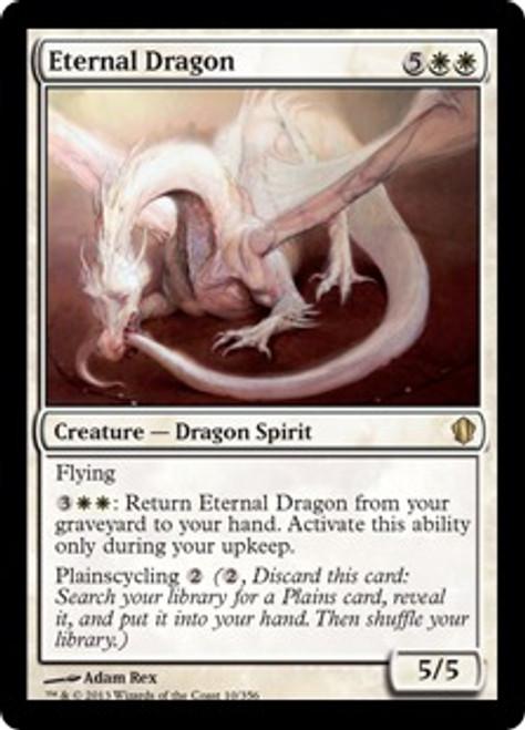 MtG Commander 2013 Rare Eternal Dragon #10