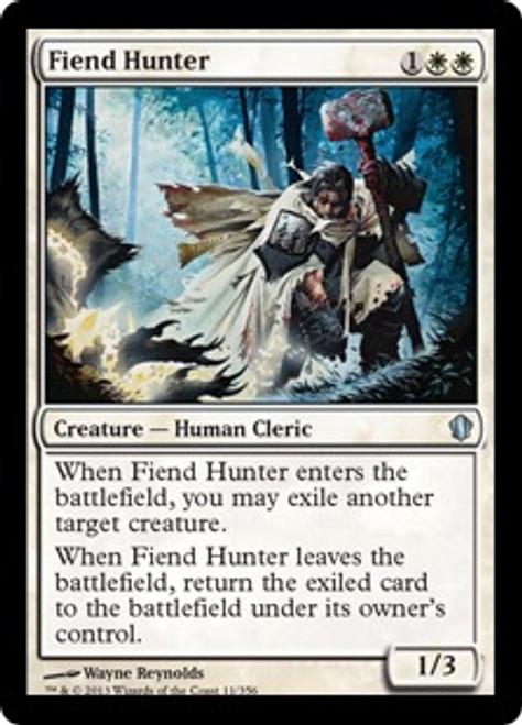 MtG Commander 2013 Uncommon Fiend Hunter #11