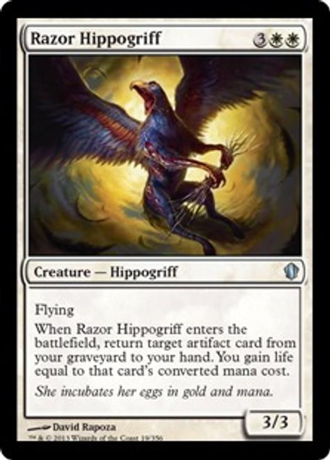 MtG Commander 2013 Uncommon Razor Hippogriff #19
