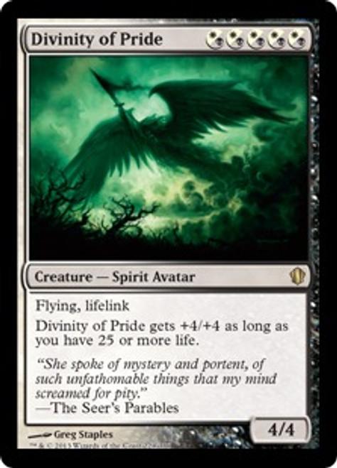 MtG Commander 2013 Rare Divinity of Pride #228