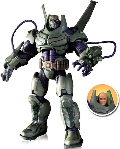 DC Super Villains Armored Suit Lex Luthor Action Figure [New 52]