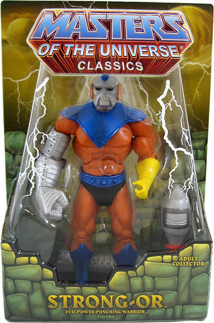 Masters of the Universe Classics Club Eternia Strong-Or Exclusive Action Figure [Filmation]