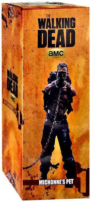 The Walking Dead ThreeZero Michonne's Pet Zombie Exclusive Collectible Figure [Green]