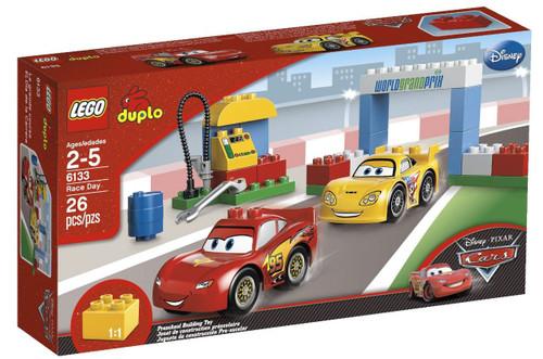 LEGO Disney / Pixar Cars Duplo Cars Race Day Exclusive Set #6133
