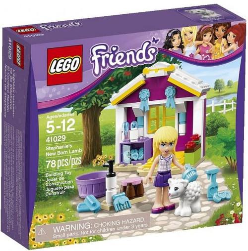 LEGO Friends Stephanie's Newborn Lamb Set #41029