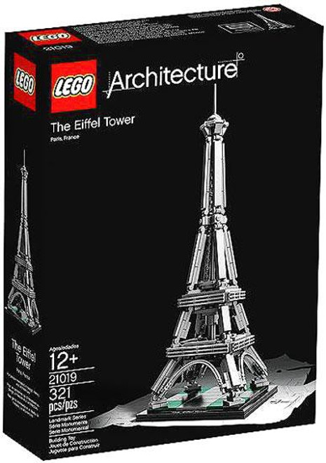 LEGO Architecture The Eiffel Tower Set #21019