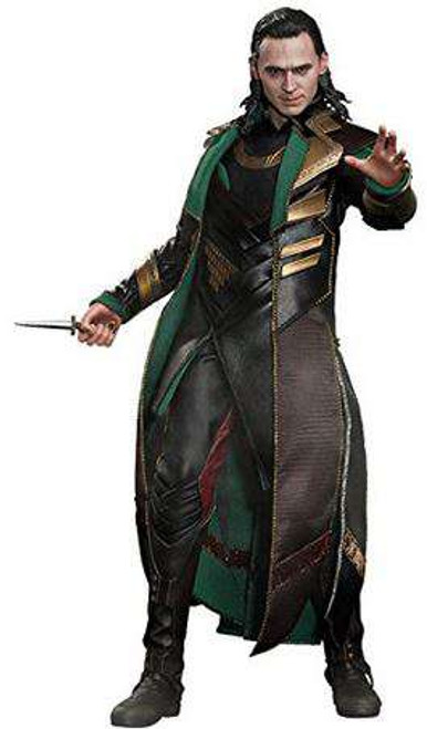 Thor The Dark World Movie Masterpiece Loki Collectible Figure [Thor 2]