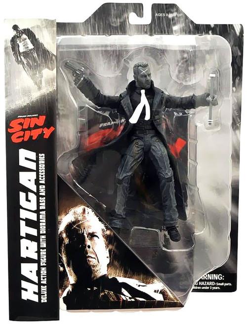 Sin City Hartigan Action Figure