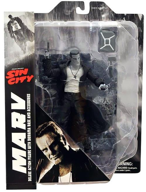 Sin City Series 1 Marv Action Figure
