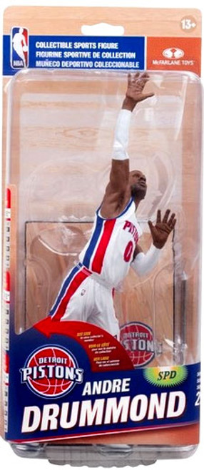 McFarlane Toys NBA Sports Picks Series 25 Andre Drummond (Detroit Pistons) Action Figure