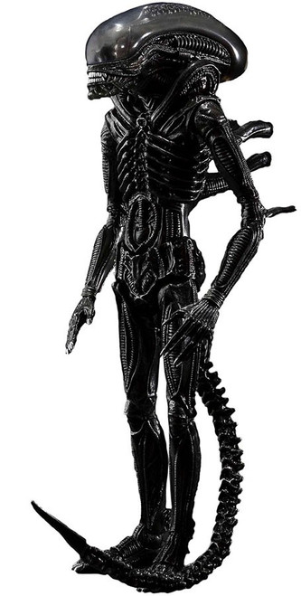 S.H. Monsterarts Big Chap Alien Action Figure