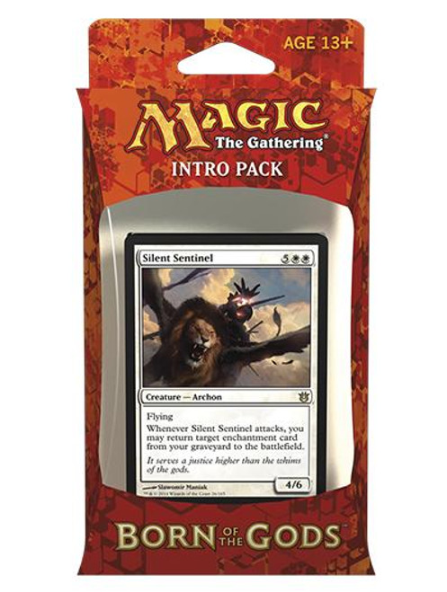 MtG Trading Card Game Born of the Gods Gift of the Gods Intro Pack