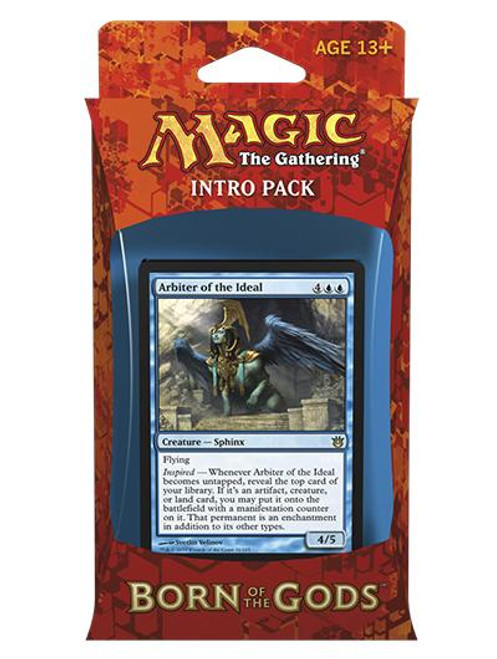 MtG Trading Card Game Born of the Gods Inspiration-Struck Intro Pack