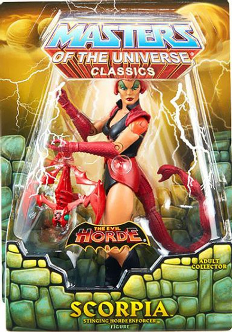 Masters of the Universe Classics The Evil Horde Scorpia Exclusive Action Figure