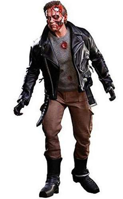 The Terminator T-800 Collectible Figure [Battle Damaged Version]