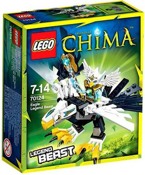 LEGO Legends of Chima Eagle Legend Beast Set #70124