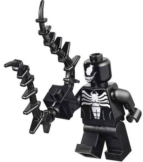 LEGO Marvel Super Heroes Venom Minifigure [Version 2 Loose]