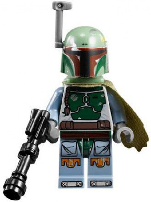 LEGO Star Wars Boba Fett Minifigure [Blue Loose]