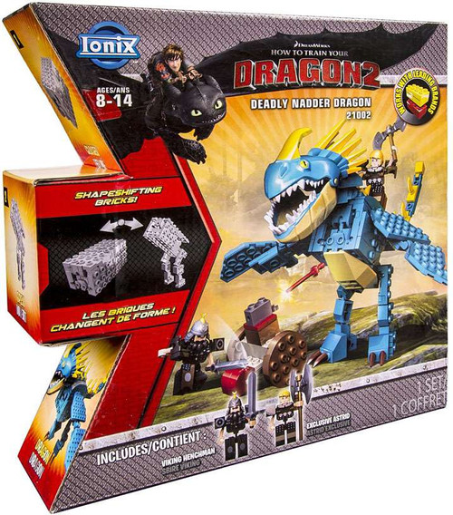 How to Train Your Dragon 2 Ionix Deadly Nadder Dragon #21002