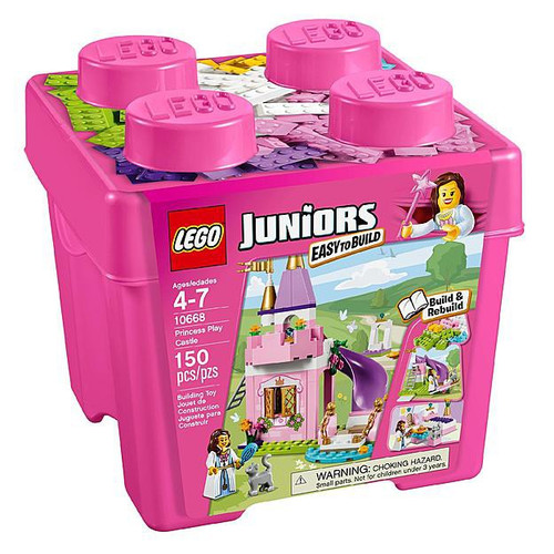 LEGO Juniors The Princess Play Castle Set #10668