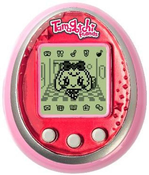 Tamagotchi Friends Pink Diamond Gem Virtual Pet