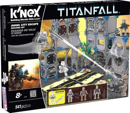 K'NEX Titanfall Angel City Escape Set #69505