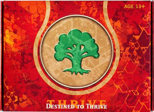 MtG Trading Card Game Born of the Gods Destined to Thrive Pre-Release Pack