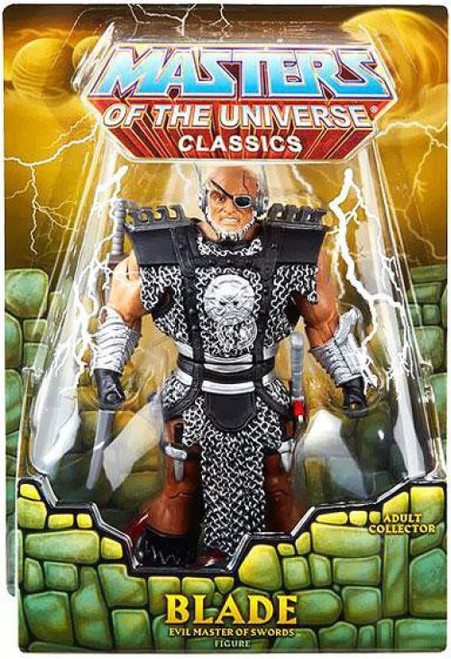 Masters of the Universe Classics Club Eternia Blade Exclusive Action Figure