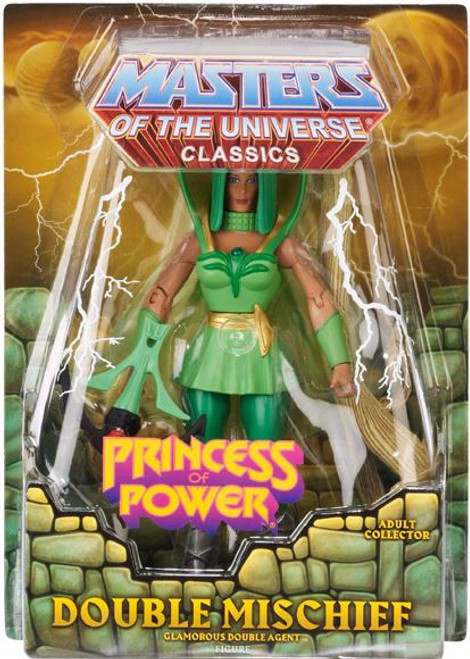 Masters of the Universe Classics Club Eternia Double Mischief Exclusive Action Figure [Princess of Power]