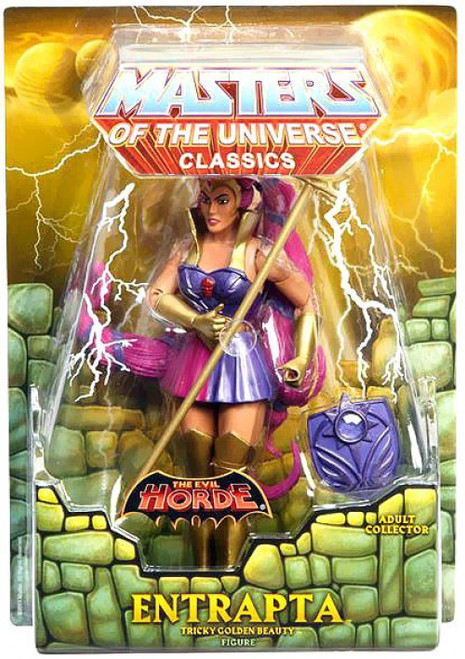 Masters of the Universe Classics Club Eternia Entrapta Exclusive Action Figure