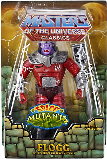Masters of the Universe Classics Space Mutants Flogg Exclusive Action Figure