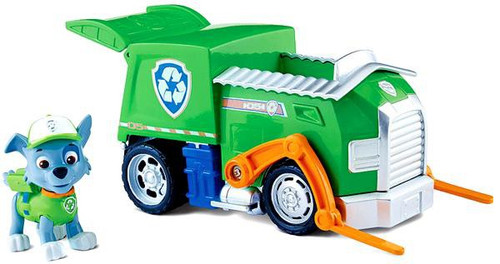 Paw Patrol Rocky's Recycling Truck
