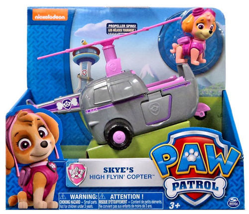 Paw Patrol Skye's Air Dog