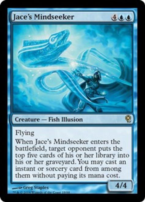 MtG Duel Decks: Jace vs. Vraska Rare Jace's Mindseeker #19