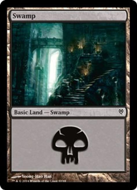 MtG Duel Decks: Jace vs. Vraska Land Swamp [RANDOM Artwork]