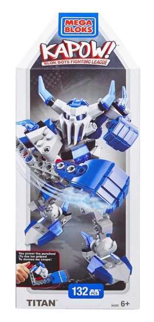 Mega Bloks Kapow! Titan Set #94202