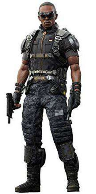 Captain America The Winter Soldier Movie Masterpiece Falcon Collectible Figure