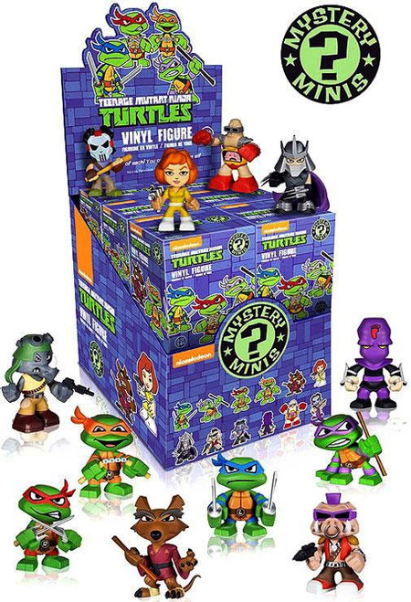 Funko Mystery Minis Teenage Mutant Ninja Turtles Mystery Box [12 Packs]