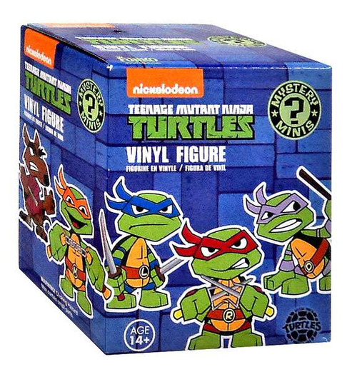 Funko Mystery Minis Teenage Mutant Ninja Turtles Mystery Pack [1 RANDOM Figure]