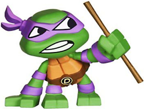 Funko Teenage Mutant Ninja Turtles Mystery Minis Donatello 2-Inch Mystery Minifigure [Loose]