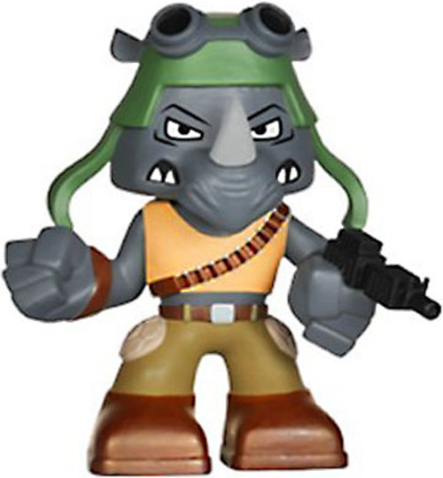 Funko Teenage Mutant Ninja Turtles Mystery Minis Rocksteady 2-Inch Mystery Minifigure [Loose]