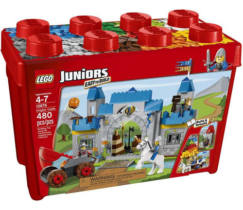 LEGO Juniors Knights' Castle Set #10676