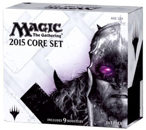 MtG Trading Card Game 2015 Core Set Fat Pack