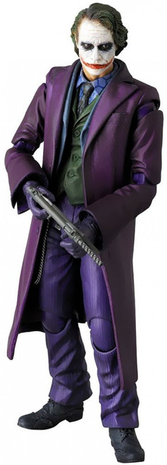 DC The Dark Knight MAFEX The Joker Exclusive Action Figure