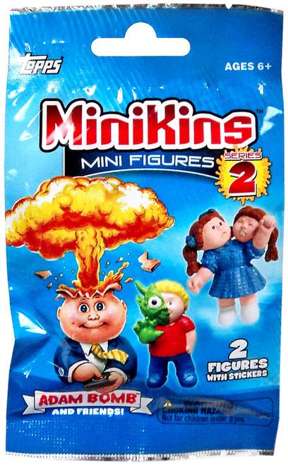 Garbage Pail Kids Topps MiniKins Series 2 Mystery Pack [2 RANDOM Figures]